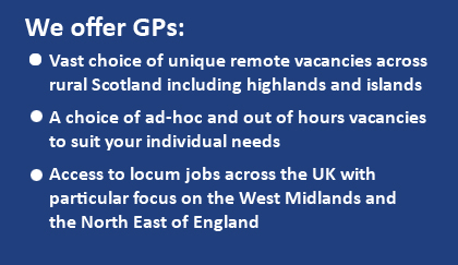 Templars Medical Agency - Diverse opportunities for GPs - UK wide